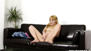 Blonde Newbie