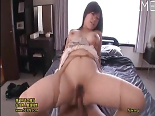 Chubby Jap Babe Get Big Boobs
