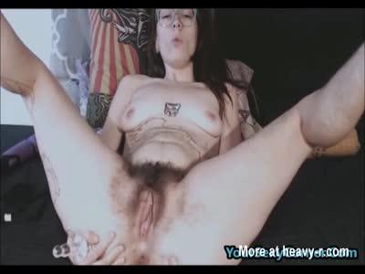 Extreme Hairy Nerd